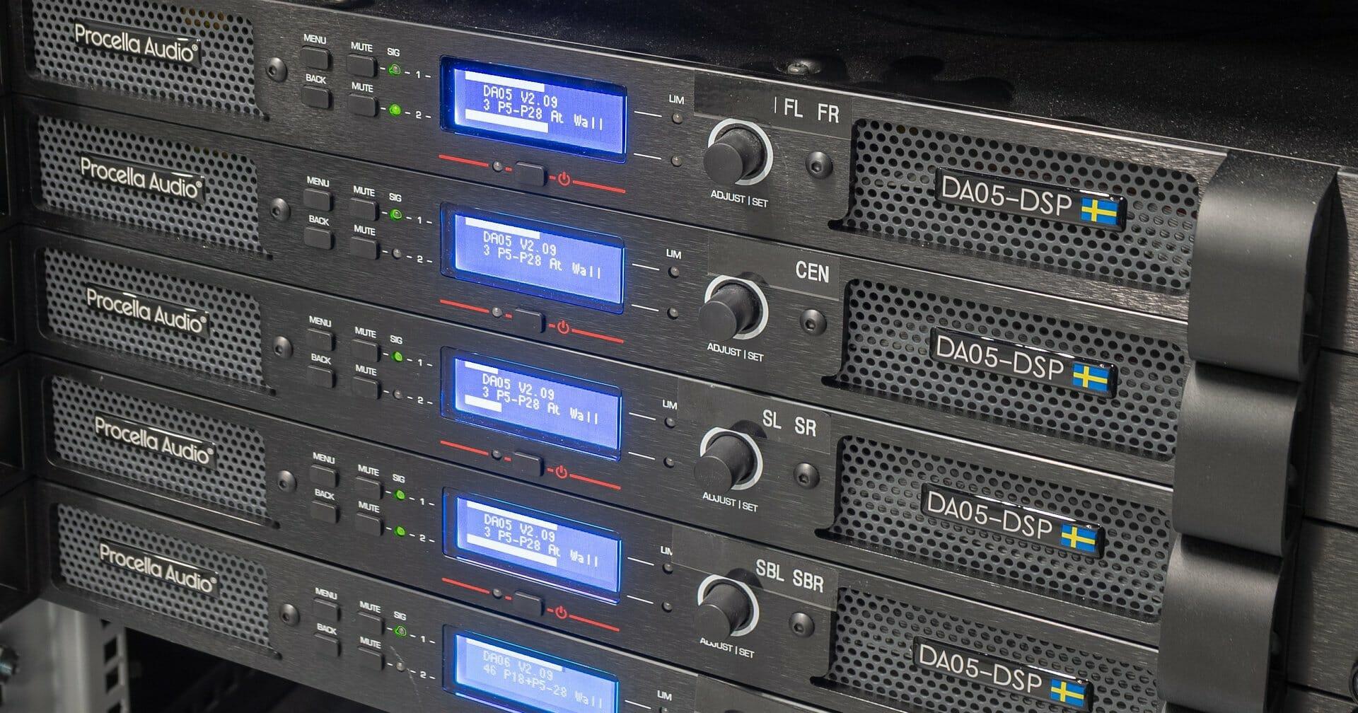 Procella Audio DA-05 DSP