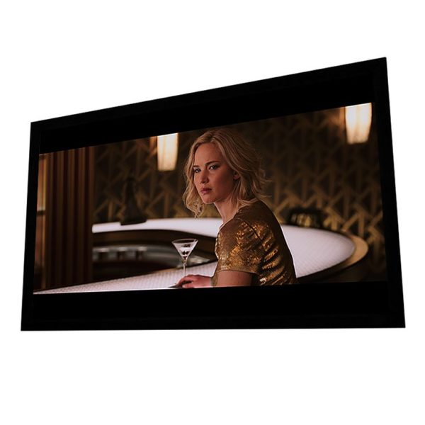 ekran do projektora domowego