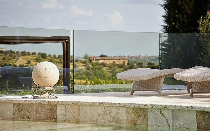 Architettura Sonora Sphere na dworze